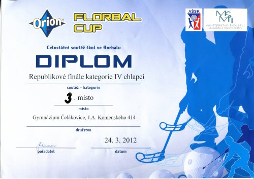 Orion floorball CUP